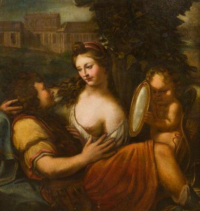 École ITALIENNE du XVIIIe siècle Renaud et...