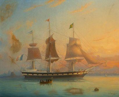 Louis Honoré Frédéric GAMAIN (Le Crotoy 1803...
