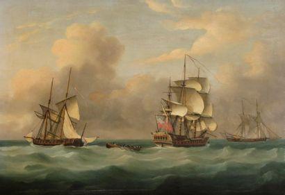 Thomas LUNY (St Ewe ? 1759 - Teignmouth 1837)...