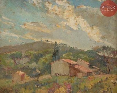 Georges Alexandrovitch LAPCHINE (1885 - 1950)...