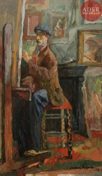 Jacques (Yakov Abramovitch) CHAPIRO (1887...