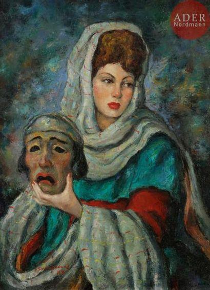 Anatola (Anatoli Sergueievitch) SOUNGOUROFF...