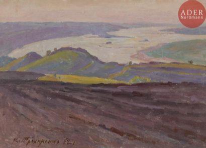 Karp Demianovitch TROKHIMENKO (1885 - 1979)...