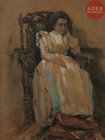Sergueï Arsenievitch VINOGRADOV (1869 - 1938)...