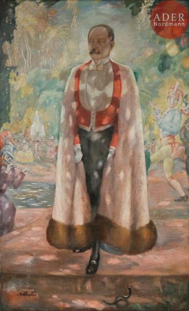 Nikolaï Dmitrievitch MILLIOTI (1874 - 1962)...
