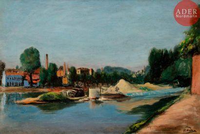 Henri HAYDEN [franco-polonais] (1883-1970)...