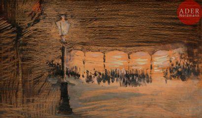 Henri Edmond CROSS (1856-1910) Le Bec de...