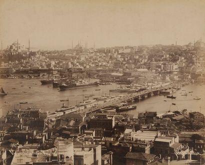 Sebah & Joailler, Constantinople, vers 1880-90...