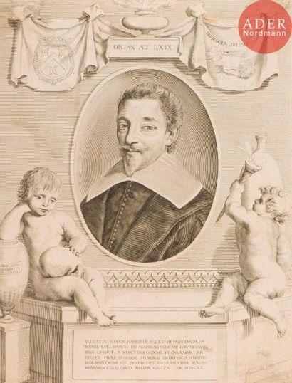 Claude Mellan (1598-1688) Jean Habert de...