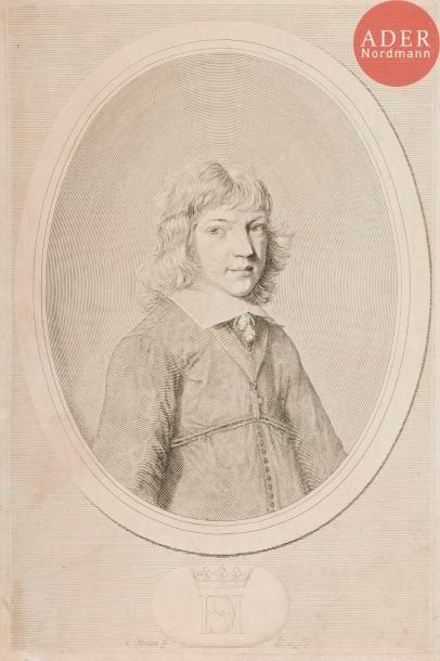 Claude Mellan (1598-1688) Henri II de Savoie,...