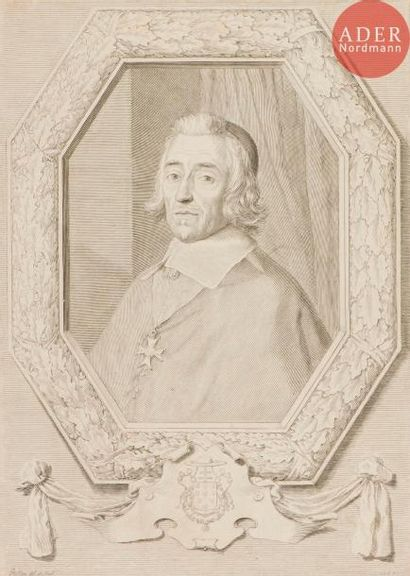 Claude Mellan (1598-1688) Hardouin de Péréfixe...