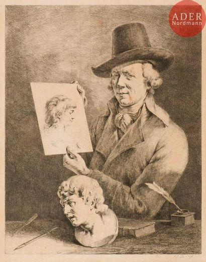 Jean-Jacques de Boissieu (1736-1810) Jean-Jacques...