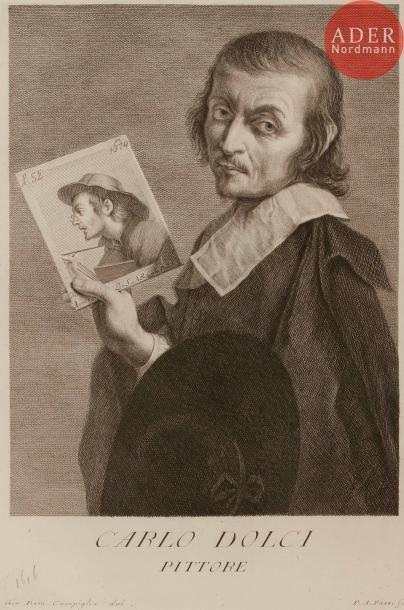 Giovanni Domenico Campiglia (1692-1775) (d'après)...