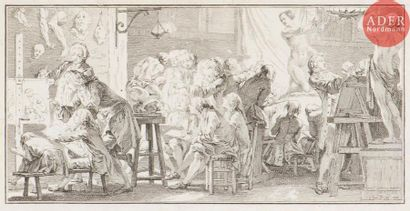 Charles-Nicolas Cochin, leJeune (1715-1790)...