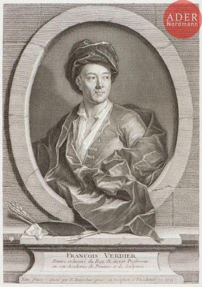 Étienne Jahandier Desrochers (1668-1741)...
