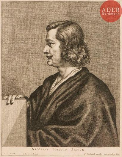 Ferdinand Elle, dit Louis Ferdinand (1612-1689)...
