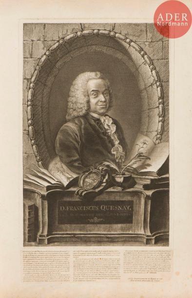 Jean-Charles François (1717-1769) Portrait...