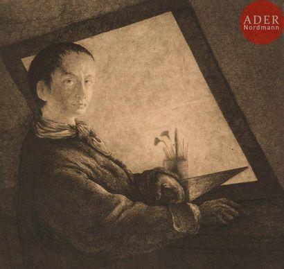 Jean-Pierre Norblin delaGourdaine (1745-1830)...