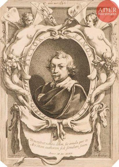 François Perrier (c.1590-c. 1650) Portrait...