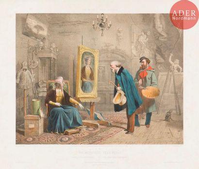 Jacques-Louis Henri Le Secq des Tournelles...