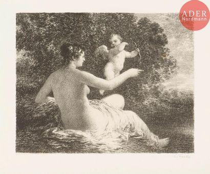 Henri Fantin-Latour (1836-1904) Vénus et...