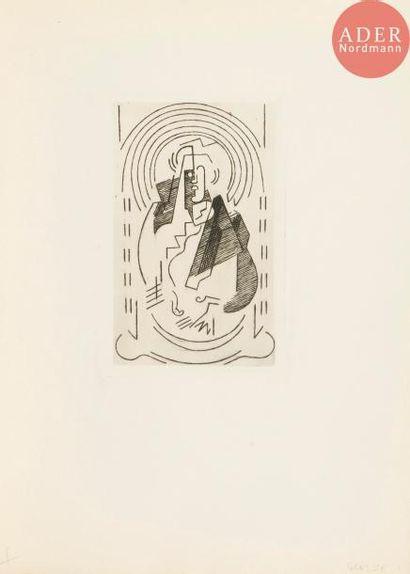 Albert Gleizes (1881-1958) Illustrations...
