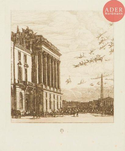 Charles Méryon (1821-1868) Le Ministère de...