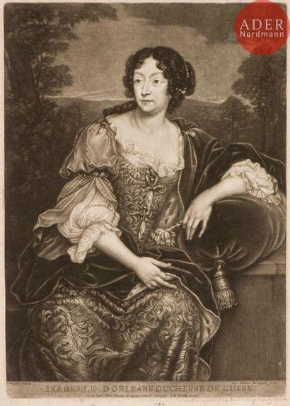 Johann van der Bruggen (1649-?) Isabelle...