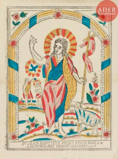 Imagerie de Garnier-Allabre àChartres (début...