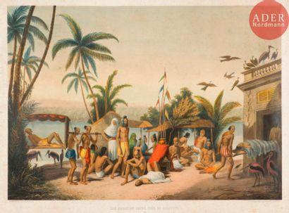 Alexis Soltykoff (1806-1859) (d'après) [Topographie]....