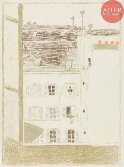 Pierre Bonnard (1867-1947) Maison dans la...