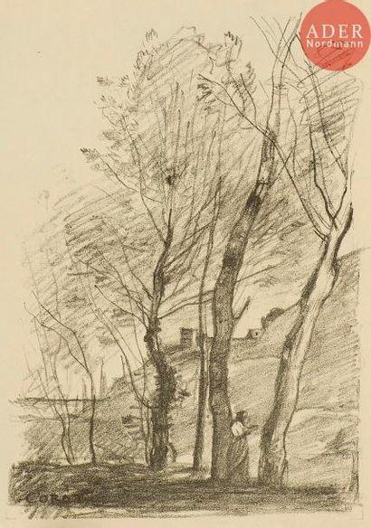 Jean-Baptiste Camille Corot (1796-1875) La...