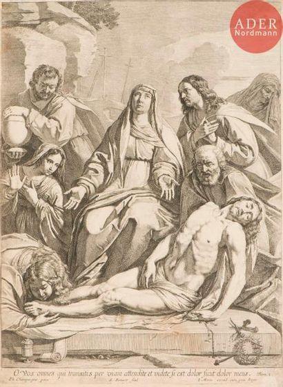 Philippe de Champaigne (1602-1674) (d'après)...