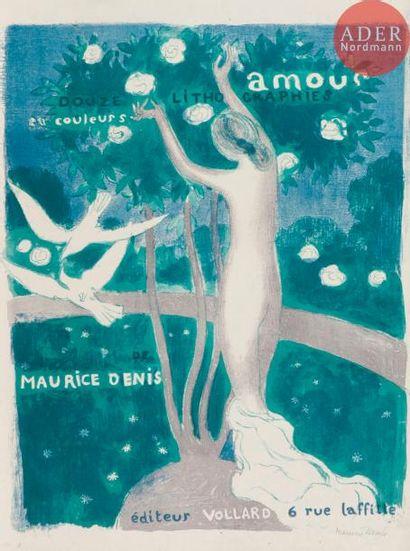 Maurice Denis (1870-1943) Couverture pour...