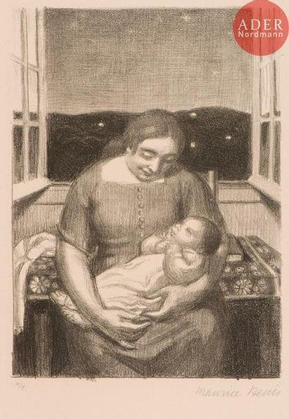 Maurice Denis (1870-1943) Maternité à la...