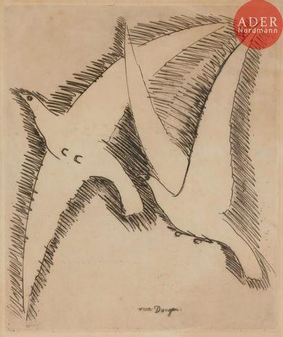 Kees van Dongen (1877-1968) Les Mouettes....