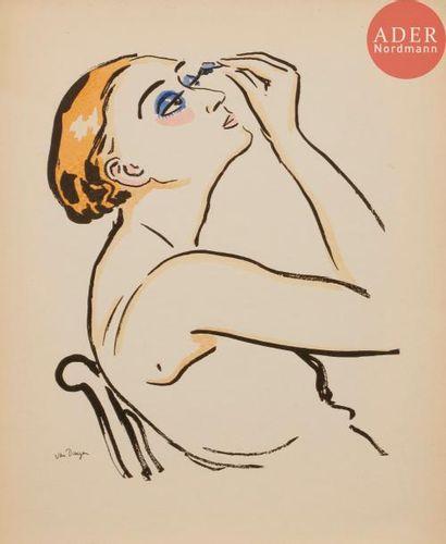 Kees van Dongen (1877-1968) (d'après) Rimmel...