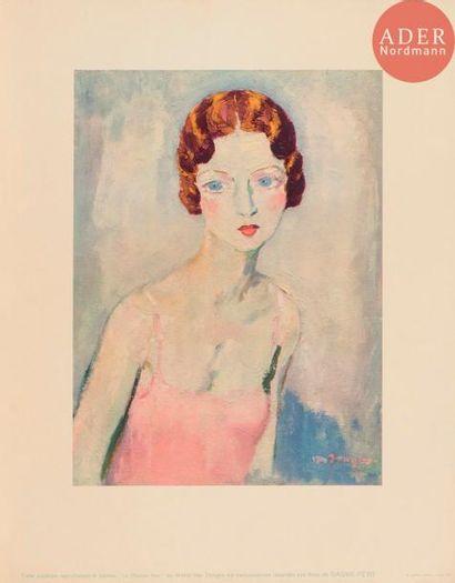 Kees van Dongen (1877-1968) (d'après) La...