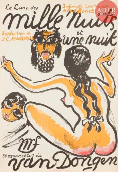 Kees van Dongen (1877-1968) (d'après) Le...