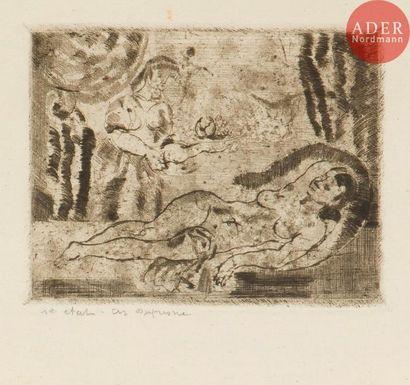 Charles Dufresne (1876-1938) Le Goûter, ou...