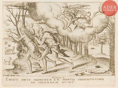 Étienne Delaune (1518 ou 1519-c. 1583) Histoire...