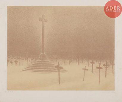 Charles Dulac (1865-1898) Le Cantique des...