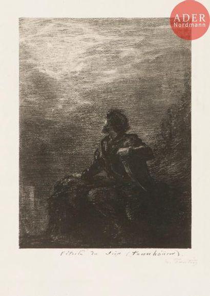 Henri Fantin-Latour (1836-1904) L'Étoile...