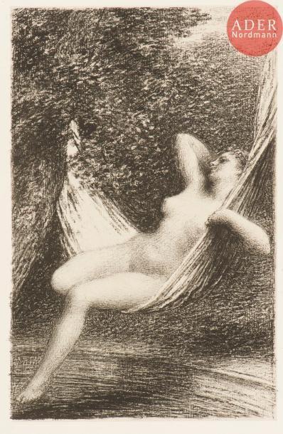 Henri Fantin-Latour (1836-1904) Sara la baigneuse....