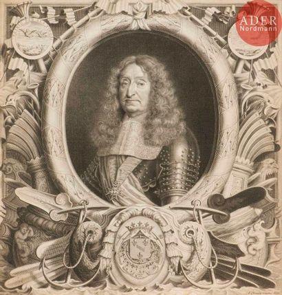 Jacques Grignion, le Vieux (c. 1640-c. 1698)...