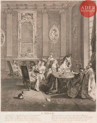 Nicolas Lancret (1690-1743) [Jeu de cartes]....