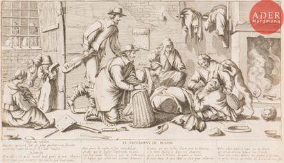 Georges Lejuge (actif vers 1640) Le Testament...