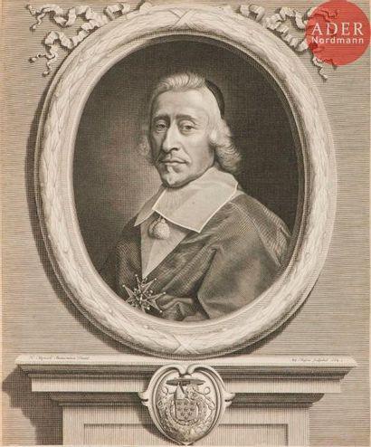 Antoine Masson (1636-1700) Hardouin de Beaumont...