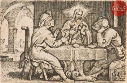 Georg Pencz (1500-c. 1550) Pl. de la suite...