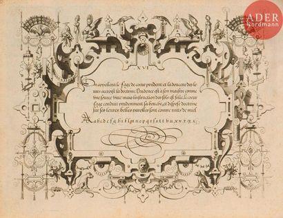 Clément Perret (1551-?) Pl. pour Exercitio...